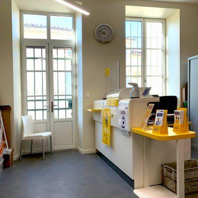 Atmos Architecture_Agence Postale_Bureau de poste